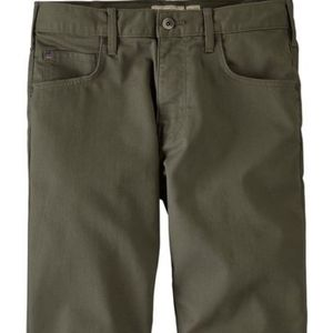 New Mens patagonia jeans 35x32